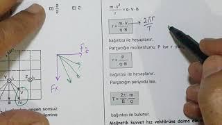 MAĞNETİK KUVVET -2