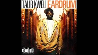 Talib Kweli - Eardrum (Full Album)