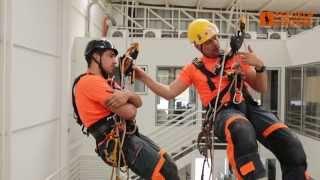 Acceso con Cuerdas: Rescate en Descenso (Escuela Vertical)