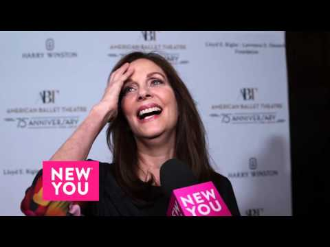 Actress Leslie Ann Warren tells New You about the importance of a Healthy Diet