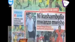 MAGAZETI JUNE 27 2015 | AZAM TV