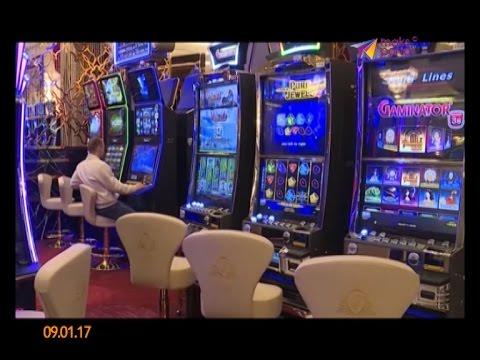 В январские праздники в «Горки Город» открылось казино