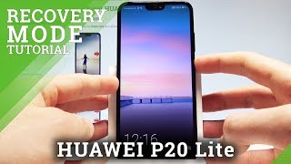 How to Enter Recovery Mode in HUAWEI P20 Lite - eRecovery Mode |HardReset.Info