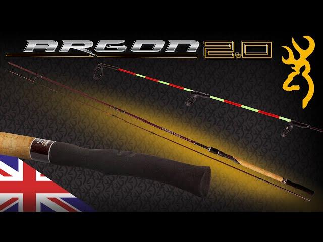 The ARGON 2.0 - NEXT LEVEL FEEDER ROD by Browning Fishing