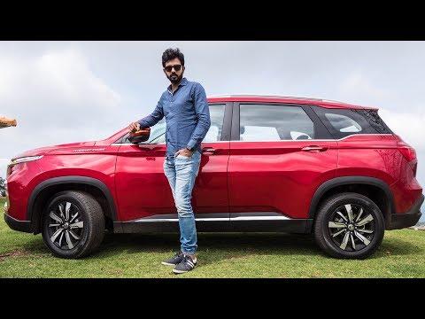 MG Hector - Comfy U0026 Spacious, Feature Loaded SUV | Faisal Khan
