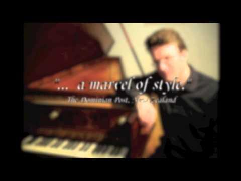 Julian Perkins – Smith & Handel – solo harpsichord