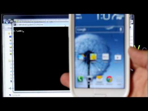 How to pull a Logcat file from your android device
