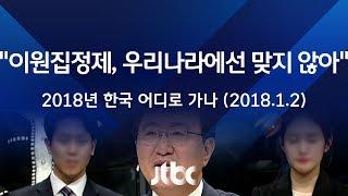 [2018 신년토론] 노회찬