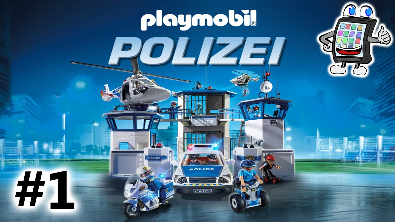 Kinder Polizei Spiele