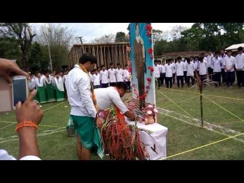 Birth day celebration of bodofa