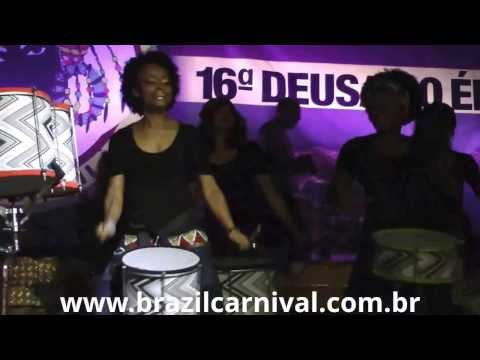 Young Brazil Drummers: Brazil Culture Mix
