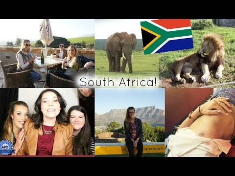 South Africa | Travel Vlog!
