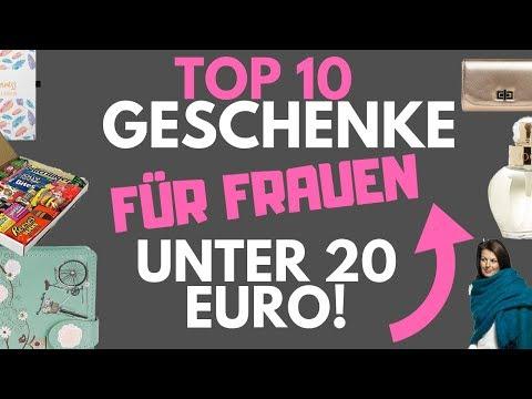 Weihnachtsgeschenke für Frauen/ Weihnachtsgeschenk Ideen für unter 20 Euro - TOP 10 Geschenke  2018