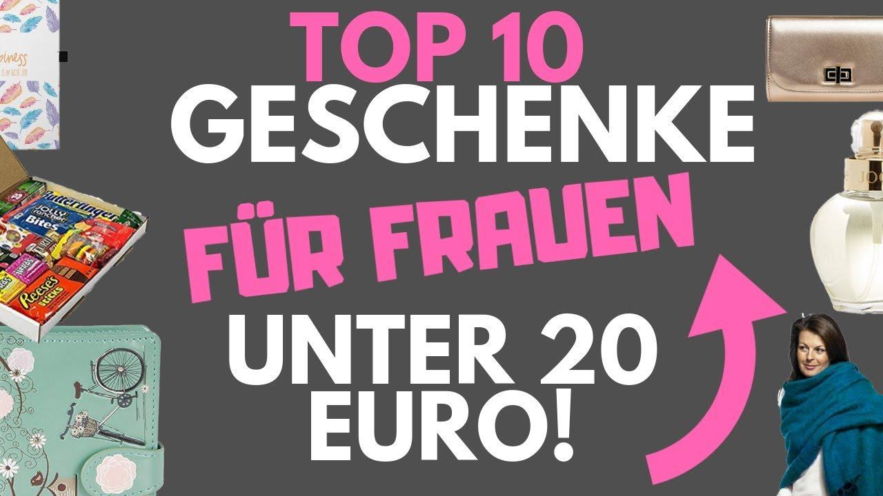 Weihnachtsgeschenke Für Frau.Geschenke Für Frauen Weihnachtsgeschenk Ideen Für Unter 20 Euro Top 10 Geschenke 2019