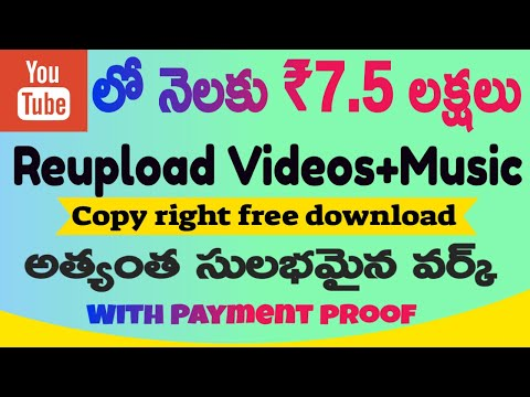 Online Part time Work from home jobs on YOUTUBE | Telugu vlogs USA | h1b life