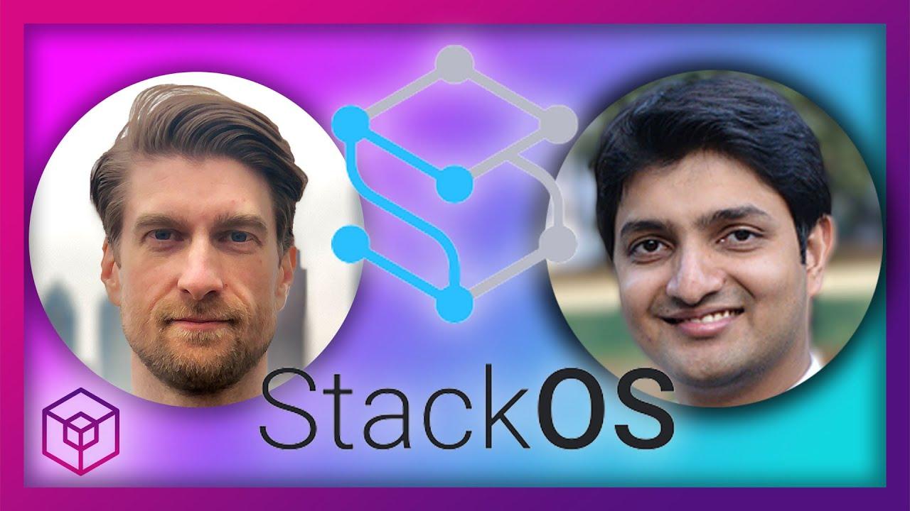 Decentralized Cloud Infrastructure: StackOS