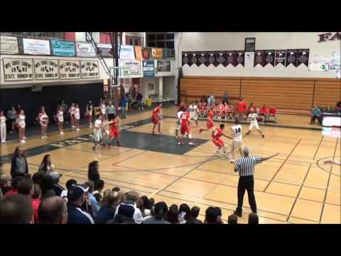 Sean Kelly - (# 20.Guard) Scripps Ranch High School vs Cathedral Catholic