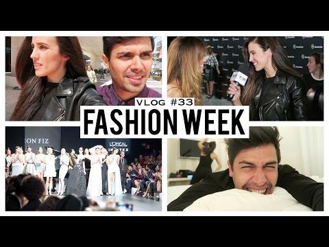 Risas en la Fashion Week   Vlog 33