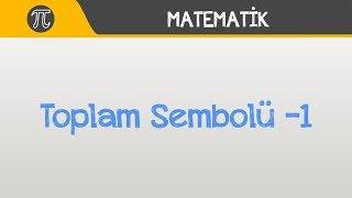 Toplam Sembolü -1