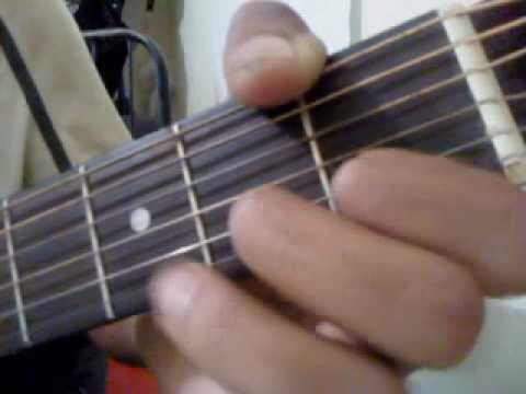oya nisa hadala lead part on guitar