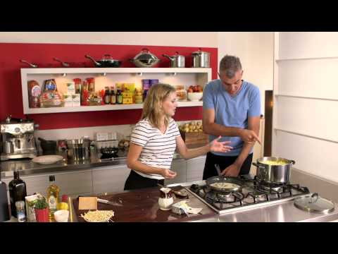 Creamy Funghi Sauce with Beef and Sfoglia Ravioli | Everyday Gourmet S2 E9