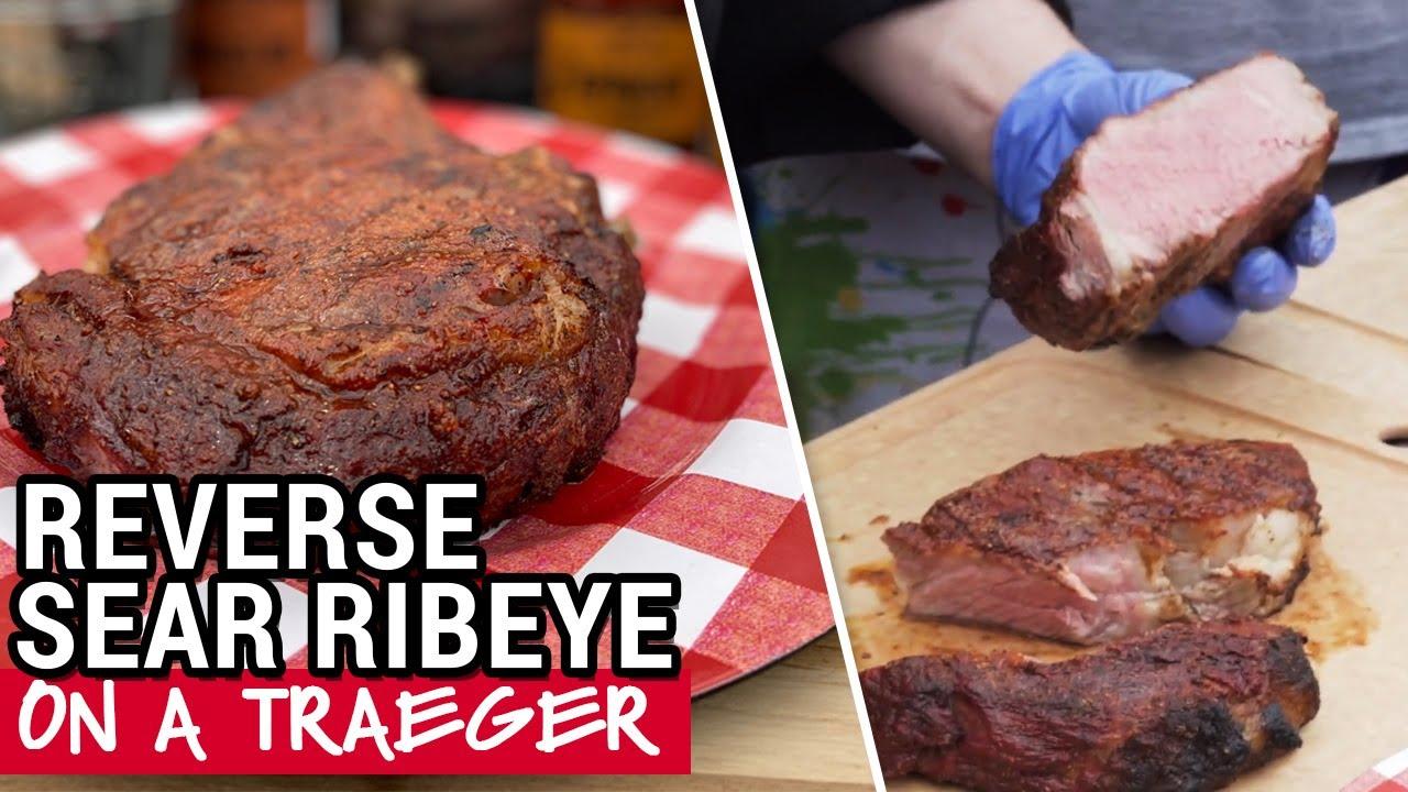 Download Traeger Reverse Sear Ribeye - Ace Hardware