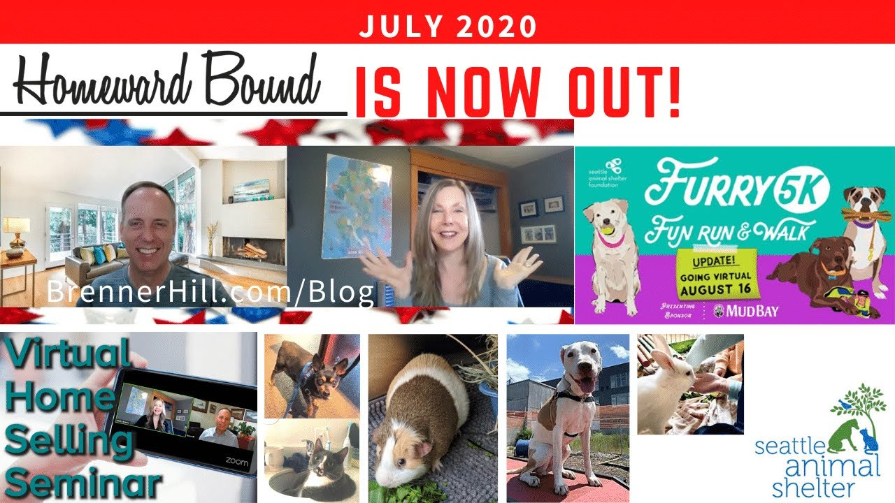 NW Seattle Newsletter | July 2020