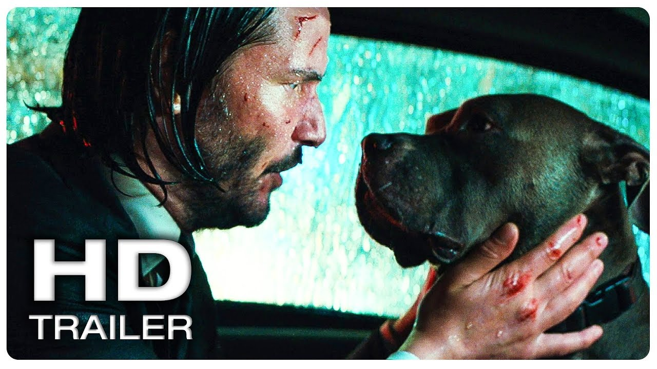 Download JOHN WICK 3 All Movie Clips + Trailer (2019)