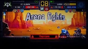 Arena fights #5! | Super Mechs