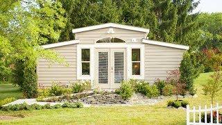 The Med Cottage House Aka Granny Pod   Lovely Tiny House