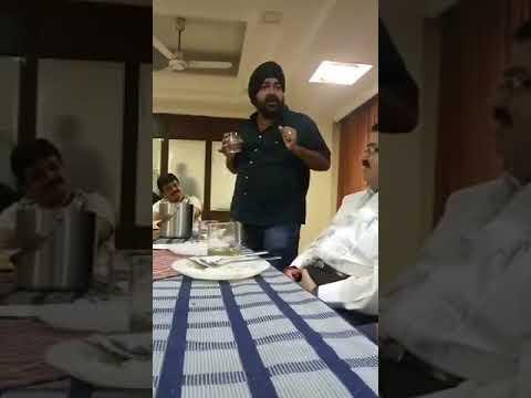 Masti mana maikhane aa Gurdas MAAN punjabi song sing sardar Saab in privet party