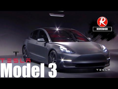 Tesla Model 3: el coche del Futuro!
