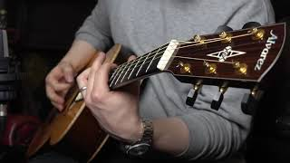 Back to Yesterday (Acoustic Instrumental) - Chris Buck