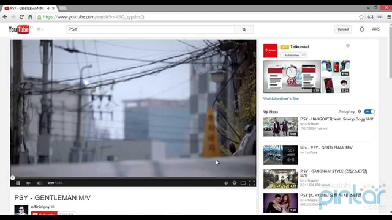 Cara Menghilangkan Iklan Pada Video Youtube Youtube