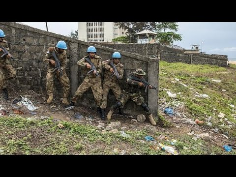 UN mission in Liberia to exit by end June