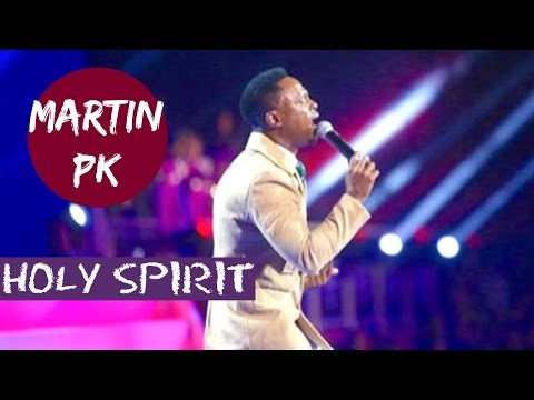 Martin PK Ministers Worship Song, 'Holy Spirit' with Pastor Chris & Pastor Benny Hinn