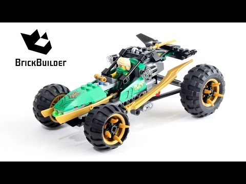 Lego Ninjago 70755 Jungle Raider - Lego Speed build