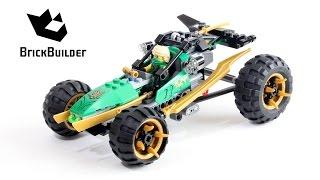 Kijk Lego Ninjago 70755 Jungle Raider filmpje