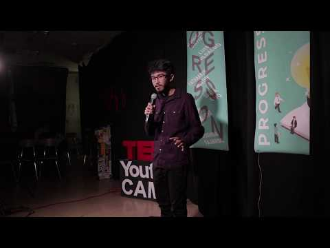 Better You, Better Us | Luis Hidalgo | TEDxYouth@CAMS