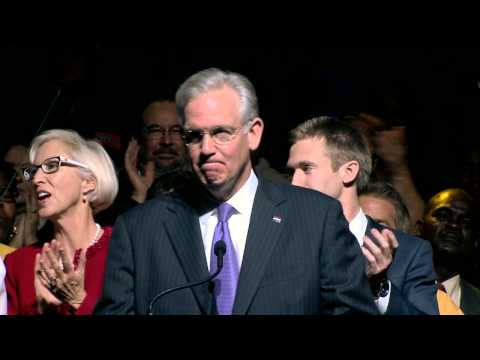 Governor Jay Nixon, Election Night Speech 2012