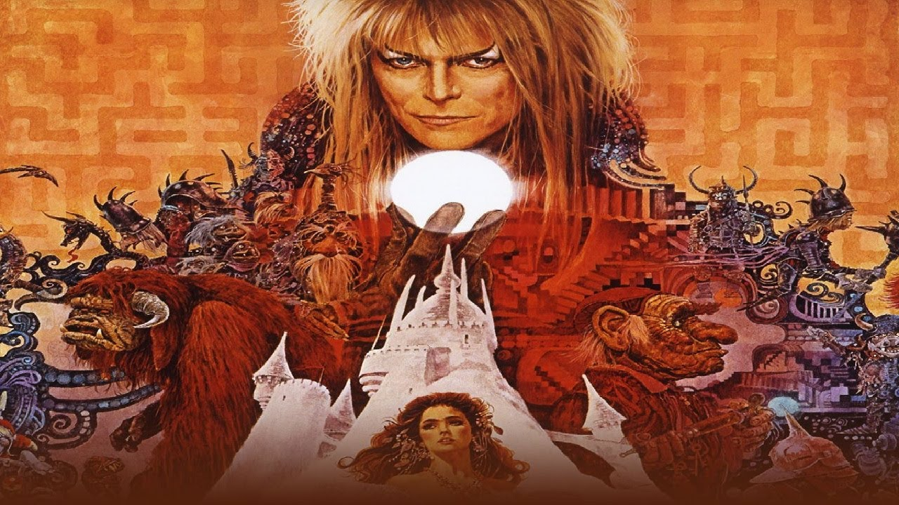 Labyrinth 1986 Soundtrack: Into The Labyrinth - YouTube Labyrinth 1986