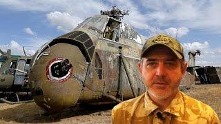 Запретные места мира, заброшенные базы России vs база ВВС США Дэвис Монтен, сталк с Доджем