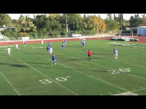 Bishop Amat BV Soccer VS Monrovia