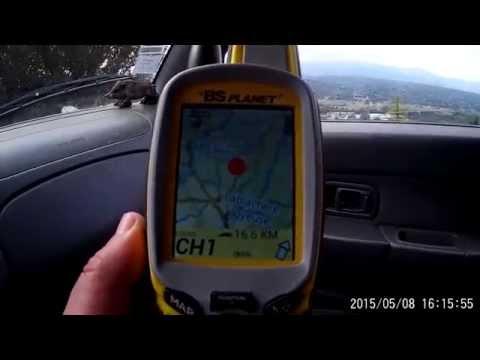 BS 3000 EVOMAP (4) : Test distances jusqu'à 26.1 km !