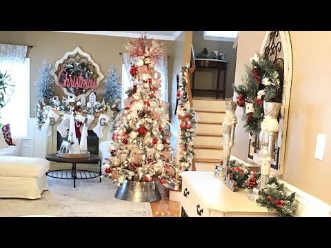 2019 Christmas Home Tour.