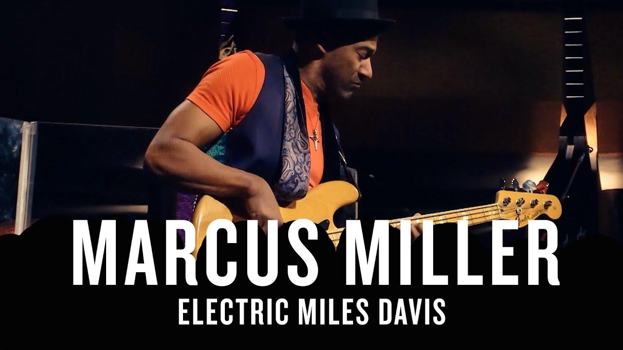 Marcus Miller: Electric Miles Davis   JAZZ NIGHT IN AMERICA
