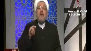 الشيخ محمد كنعان - إستجابة الدعاء أحد أثار زيارة الإمام علي بن موسى الرضا عليه السلام