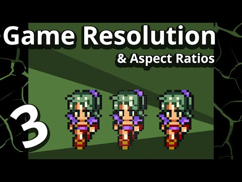 Resolution and Aspect Ratio Management for Game Maker - Part 3