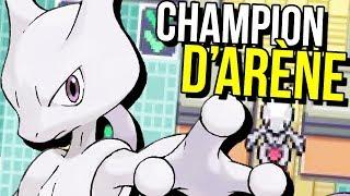 MEWTWO CHAMPION D'ARÈNE WTF - Pokémon VEGA