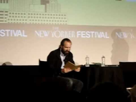 Ralph Fiennes reading TS Eliot